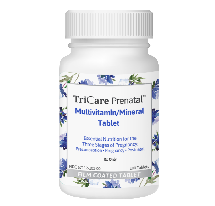 Tri Care Prenatal Medecor Pharma